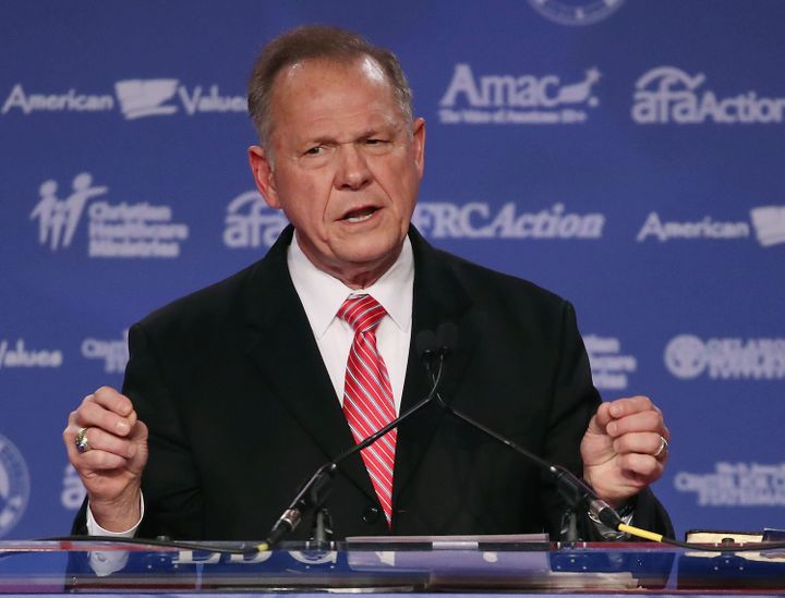 Roy Moore, the GOP Senate nominee in Alabama, is under growing pressure to step aside amid allegations of sexual miscond