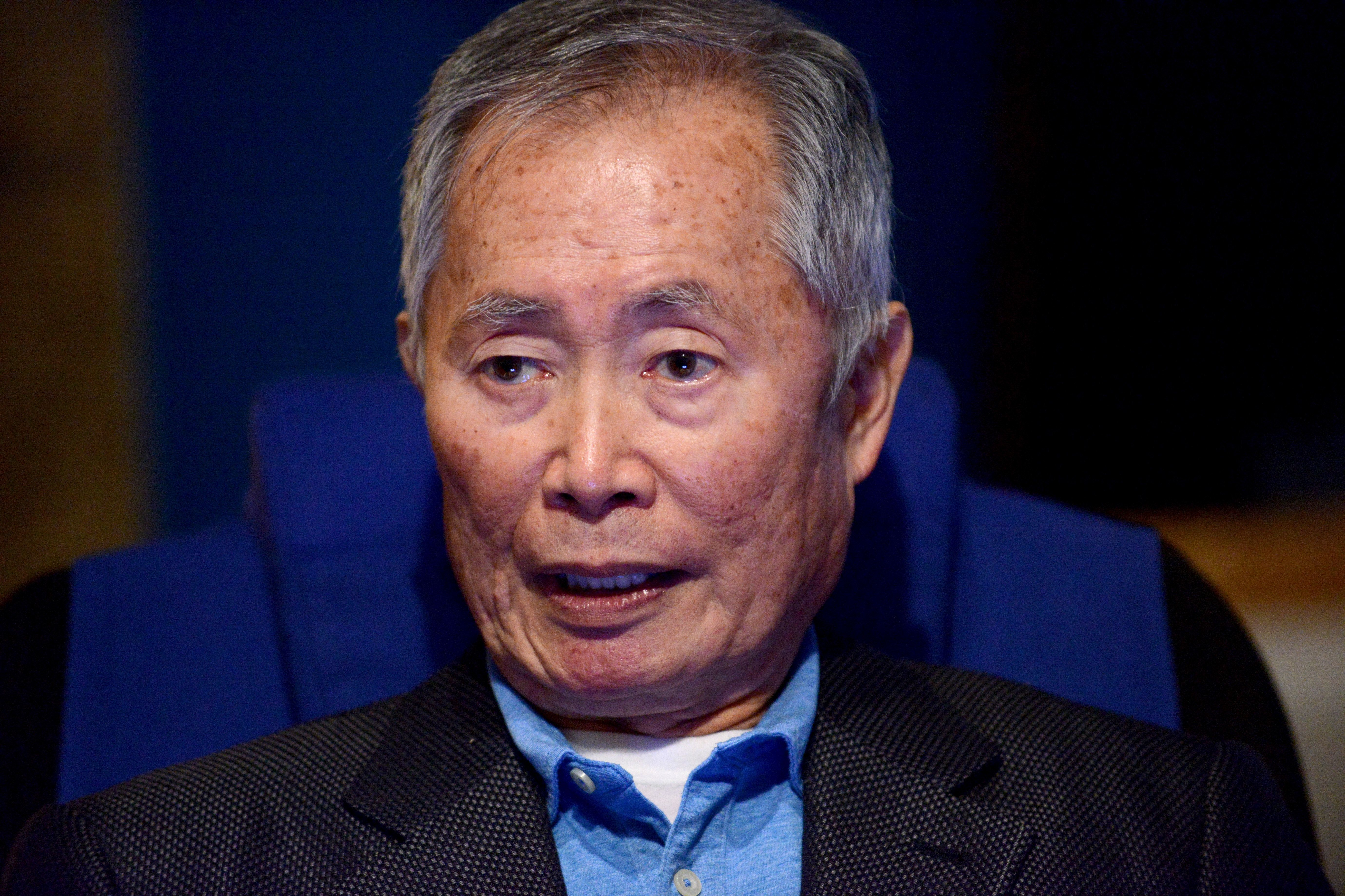 George Takei says events in sexual assault allegation 'simply did not occur'