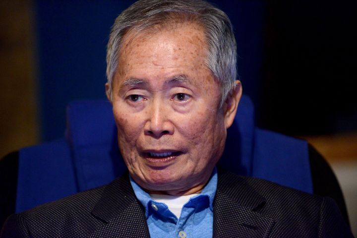 Actor George Takei has been accused of sexually assaulting a model in 1981.