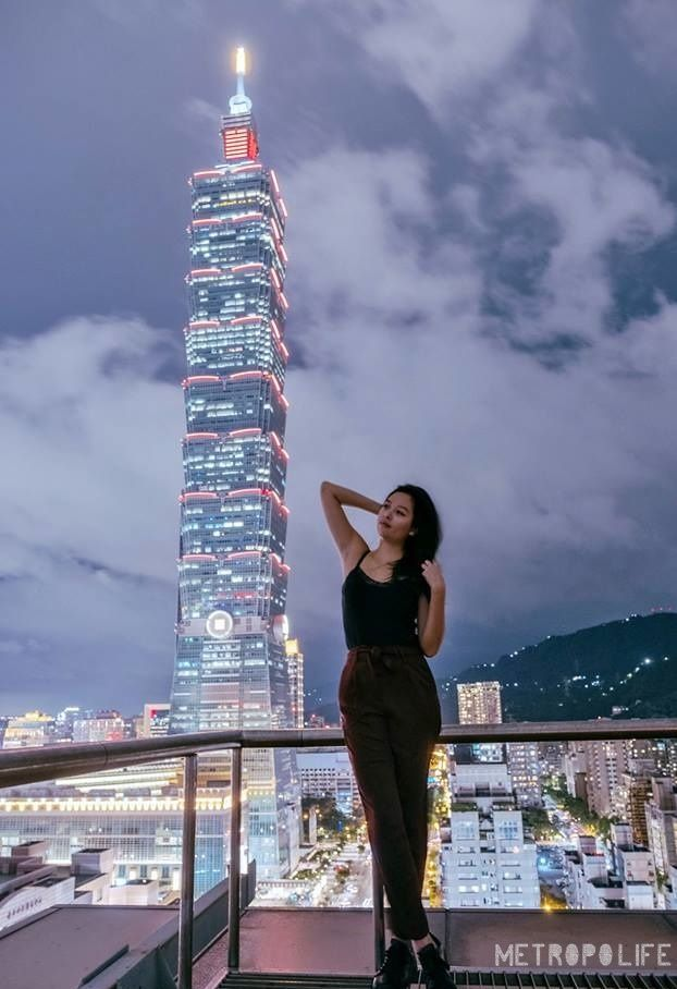 I am enjoying my time in Taipei and am very excited to spend the next months here