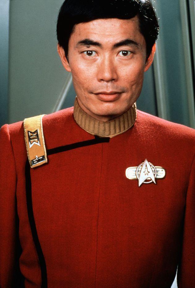George Takei played Sulu in the original 'Star Trek' TV