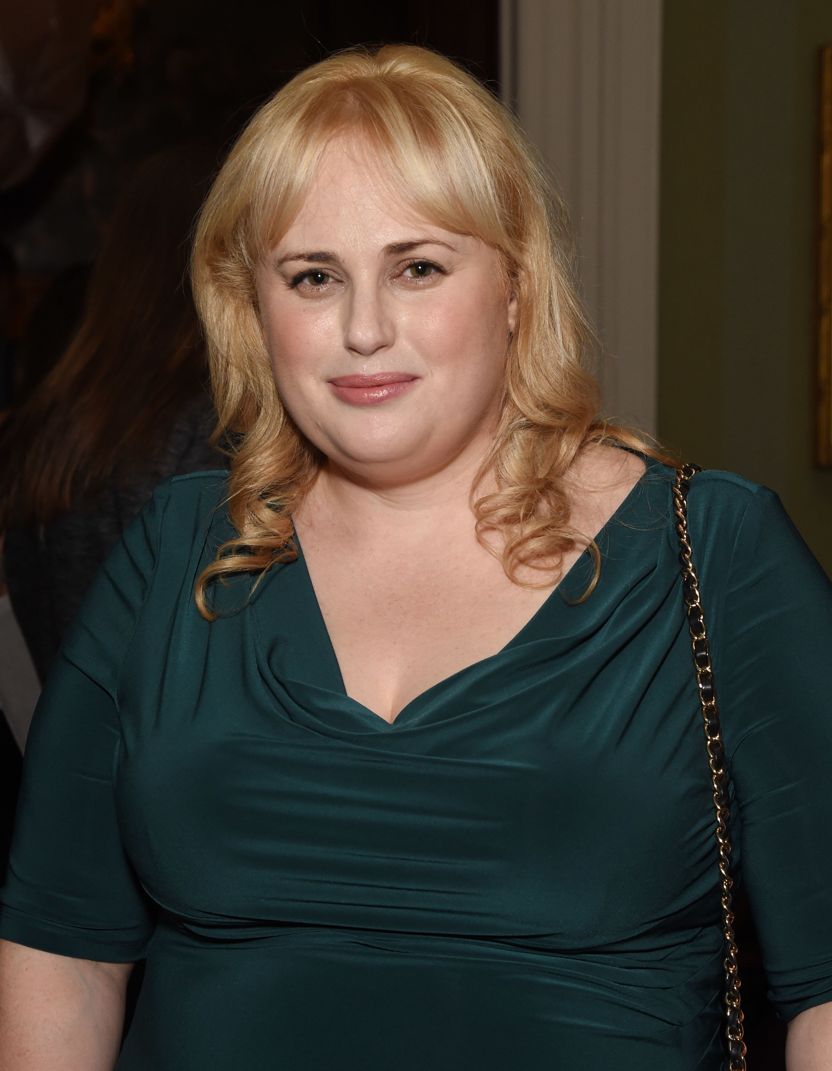 Rebel Wilson at the Academy of Motion Picture Arts and Sciences in October 2017.