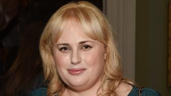 LONDON, ENGLAND - OCTOBER 05:  Rebel Wilson attends the Academy of Motion Picture Arts and Sciences new members party at Spencer House on October 5, 2017 in London, England.  (Photo by David M. Benett/Dave Benett/Getty Images)