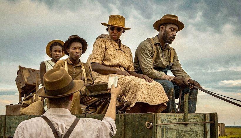Garrett Hedlund,  Mary J. Blige  and Rob Morgan co-star in the southern drama <em>Mudbound</em>.
