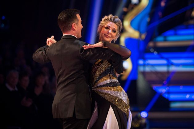 'Strictly Come Dancing' Result: Ruth Langsford Is The Seventh Celebrity To Leave The