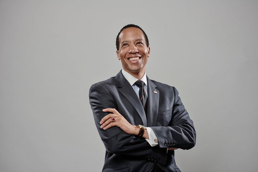 Congressional Candidate James Felton Keith (D-Harlem)