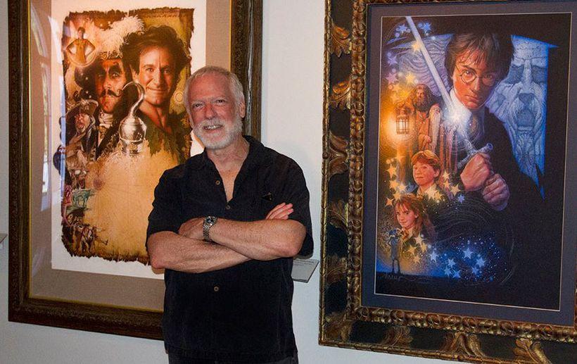 My Interview With Legendary Movie Poster Artist Drew Struzan Huffpost