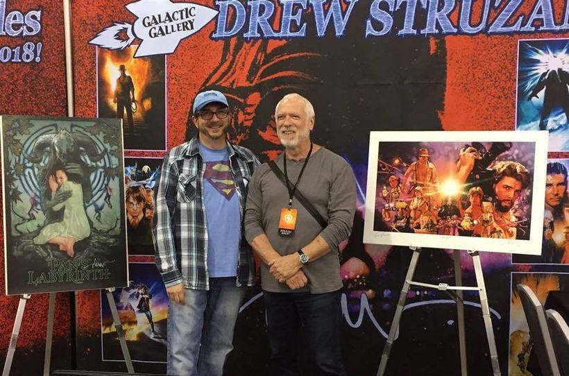 Drew and Ben Stevens