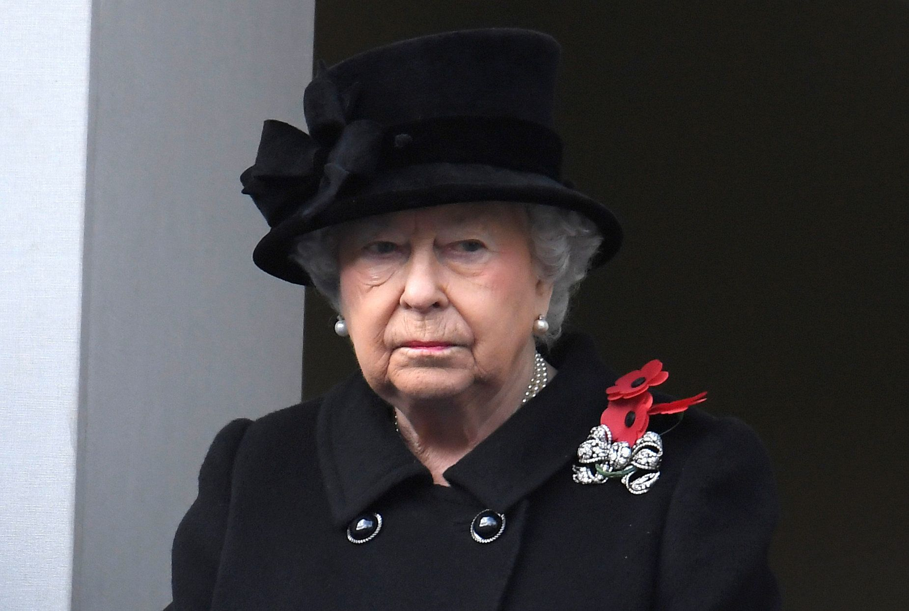 Queen Emotional As Prince Charles Leads Tributes To War Dead On Remembrance