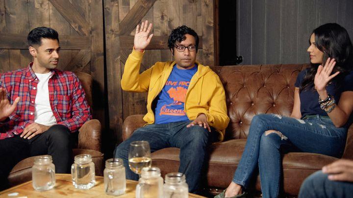 Kondaboluinterviewedother South Asian celebrities for his documentary.