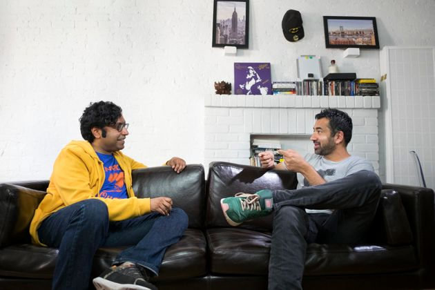 Kondabolu speaks with actor Kal