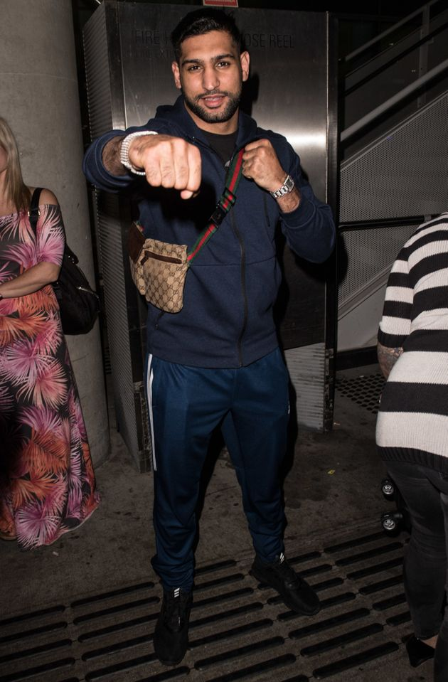 'I'm A Celebrity' 2017: Amir Khan Lands In Australia As Contestants Get Ready For New