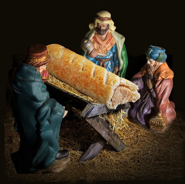 Greggs Is Launching An Advent Calendar For The Sausage Roll Fan In Your