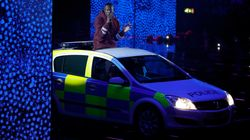 Stormzy Steals The Show At The MTV EMAs With Incredible