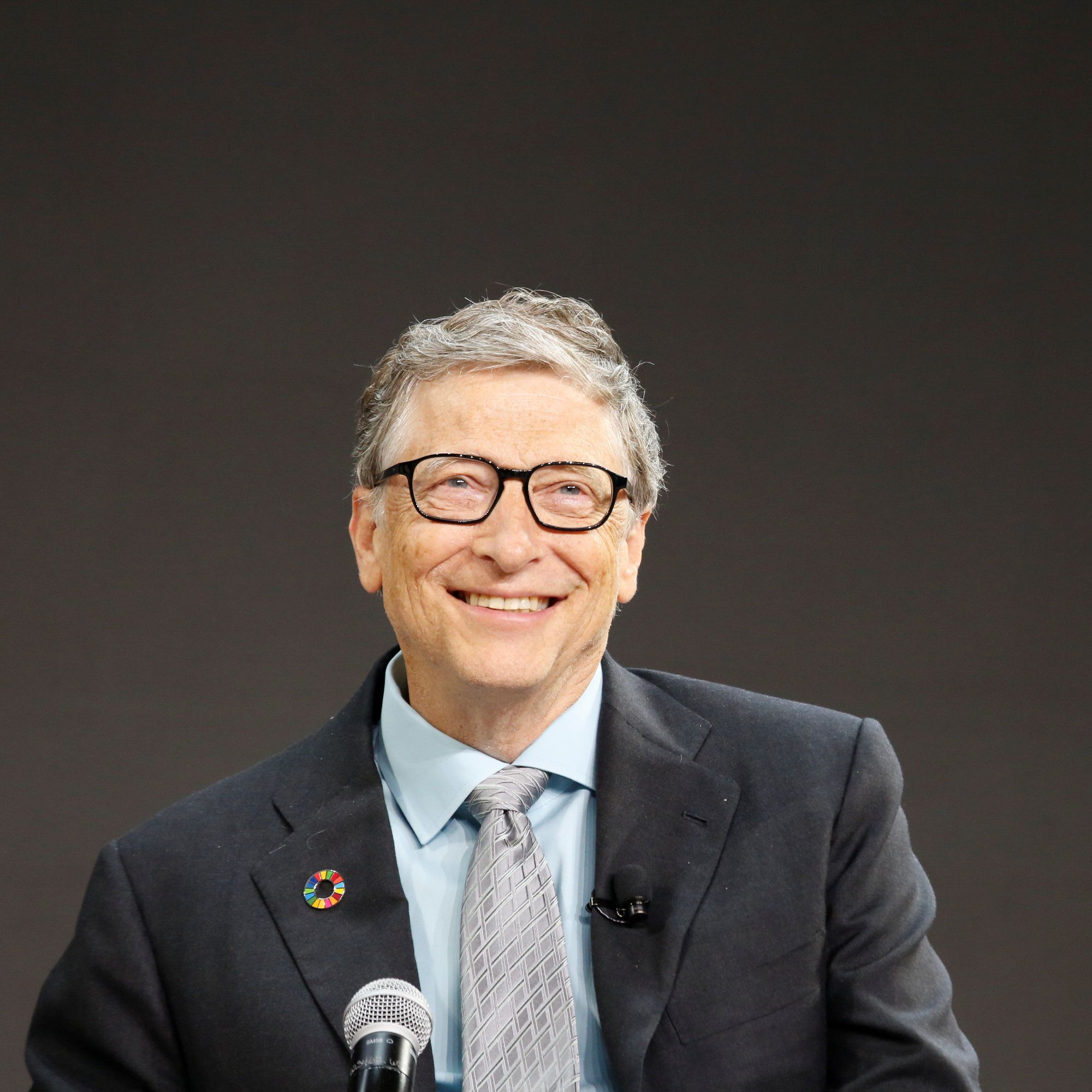 Bill Gates attends the Bill & Melinda Gates Foundation Goalkeepers event in Manhattan, New York, U.S., September 20, 2017. REUTERS/Elizabeth Shafiroff