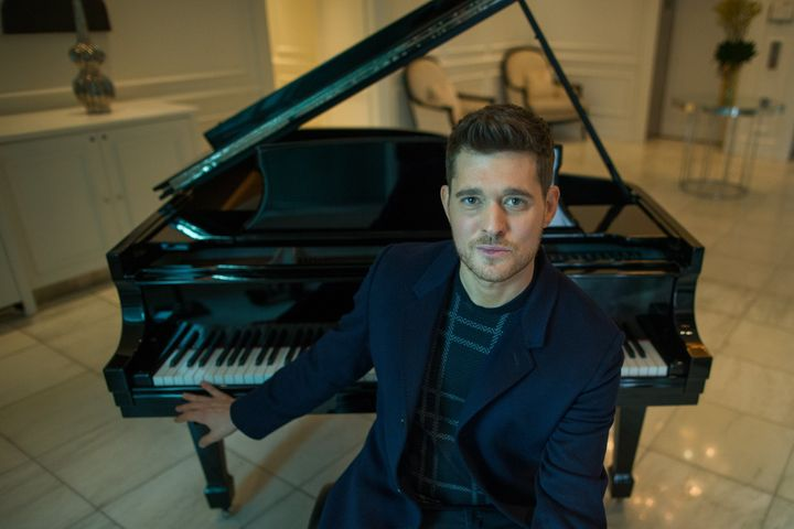 Michael Bublé will headline British Summer Time Festival