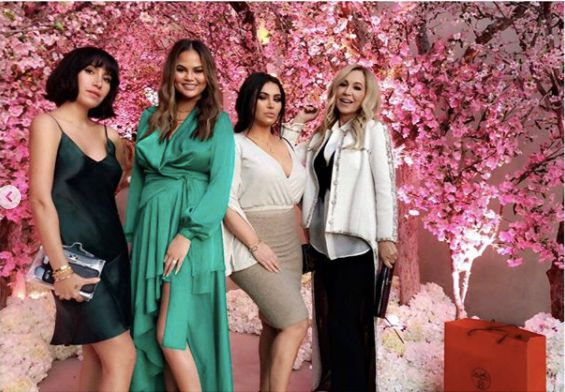Kim Kardashian Outdoes Herself With Lavish Shower For Baby No.