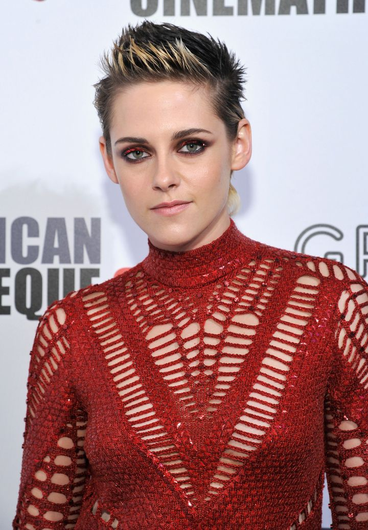 Kristen Stewart attends the 31st American Cinematheque Award presentation honoring Amy Adams on Nov. 10.
