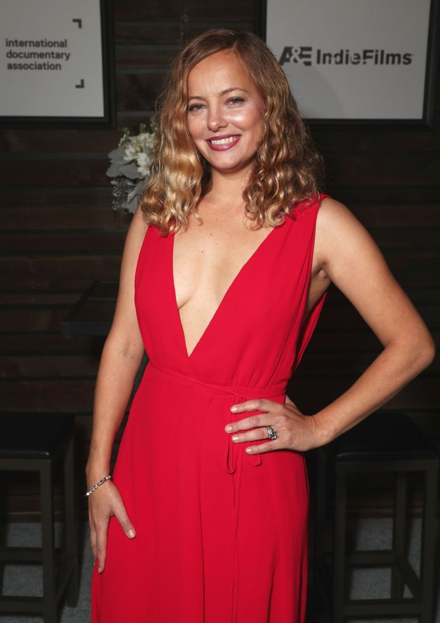 Bijou Phillips pictured in