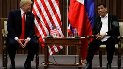 Trump Laughs As Philippine Leader Duterte Calls Journalists