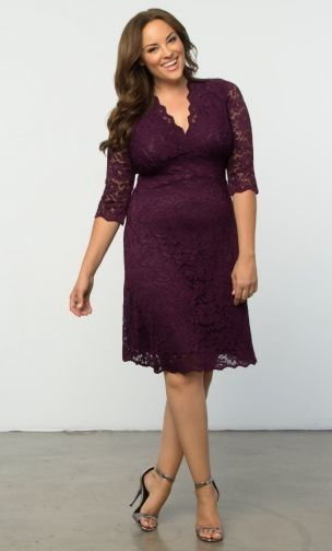 25 plus-size holiday dresses that'll sleigh this season | huffpost