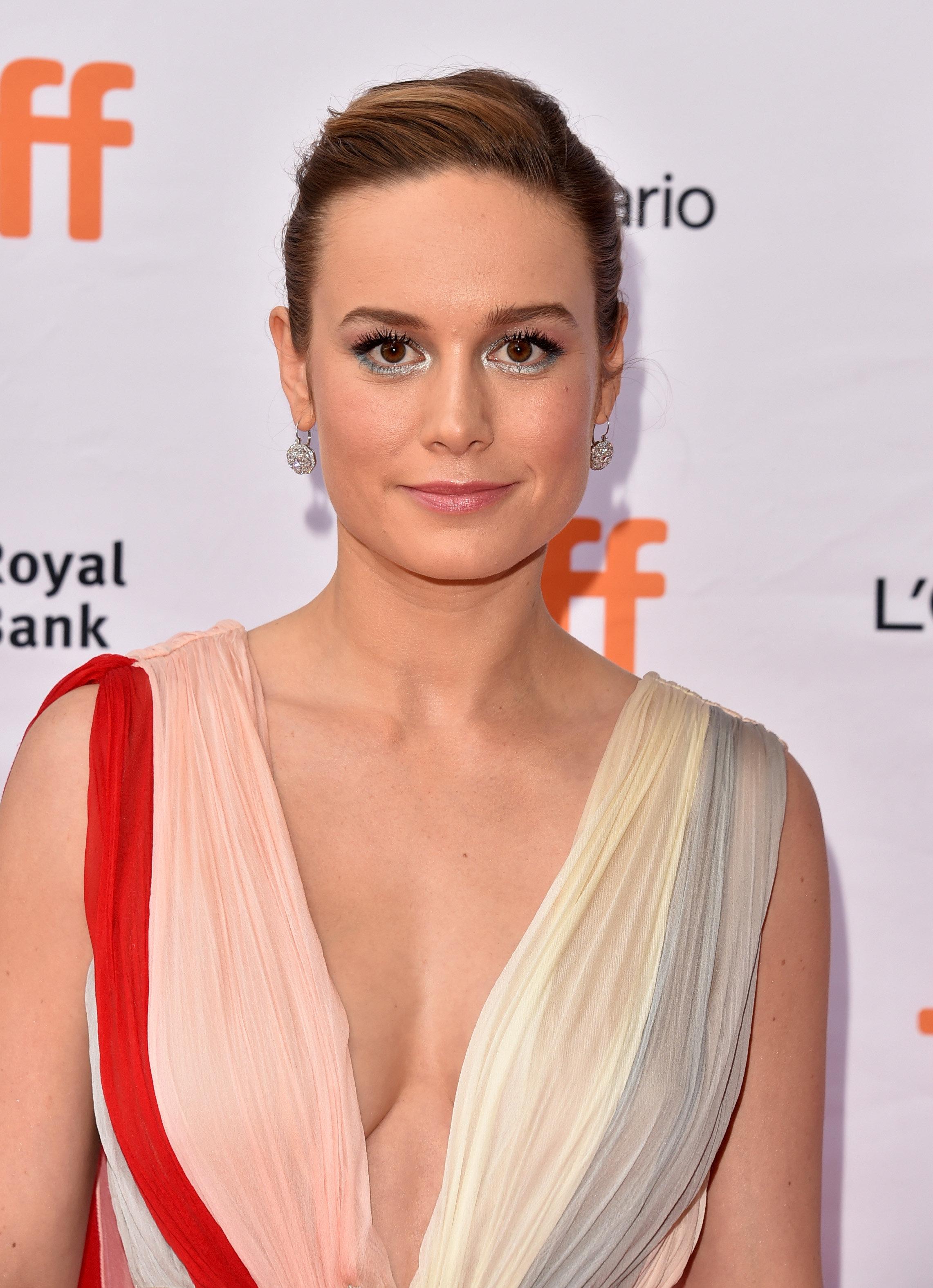 Indian Social Media Users Blast Brie Larson's Awkward 'Basmati Blues'