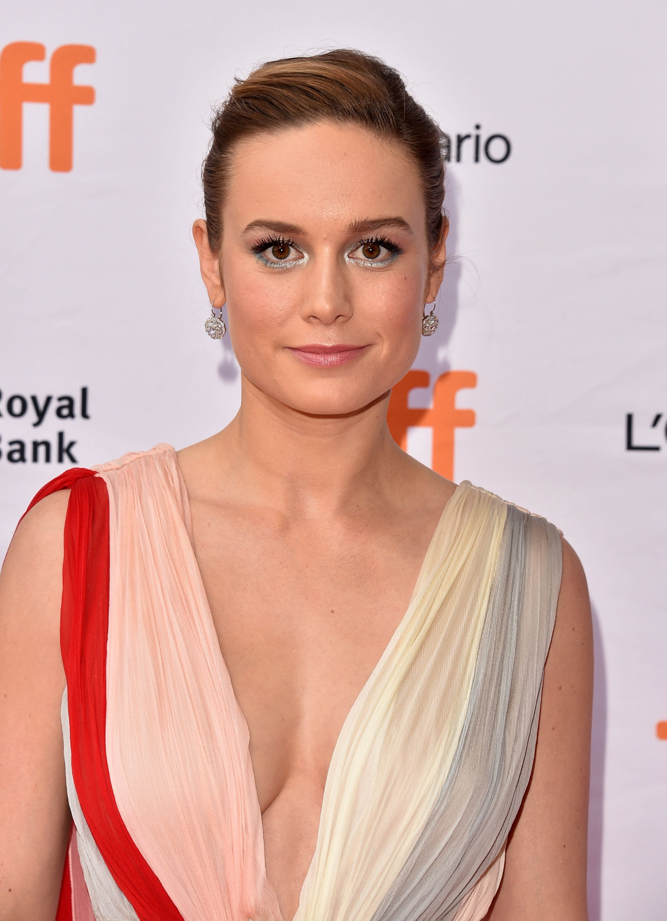 TORONTO, ON - SEPTEMBER 11:  Brie Larson attends the 'Unicorn Store' premiere during the 2017 Toronto International Film Festival at Ryerson Theatre on September 11, 2017 in Toronto, Canada.  (Photo by Alberto E. Rodriguez/Getty Images)