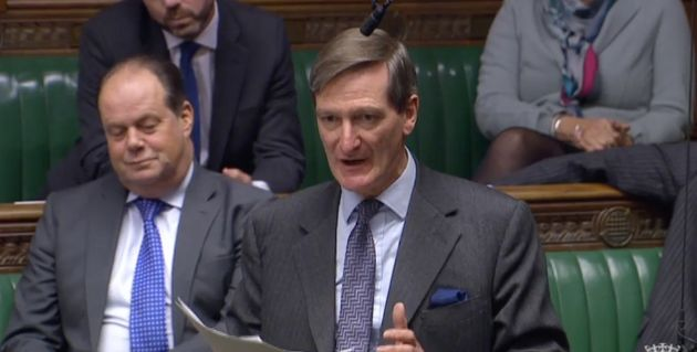 Tory MP Dominic Grieve has seen through the Government's