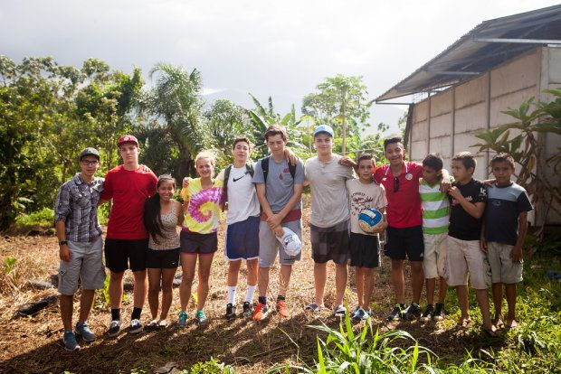 Global Works Community Fund Helps