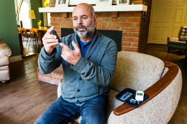 3 In 5 Diabetes Patients Struggle With Emotional Or Mental Health