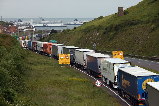 Brexit Could Leave 'Food Rotting At The Border', Warn