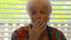 This Person Just Won Twitter With Their Take On Pat Butcher Smoking Weed On 'Gone To