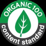 Organic Content Standard label, Textile Exchange
