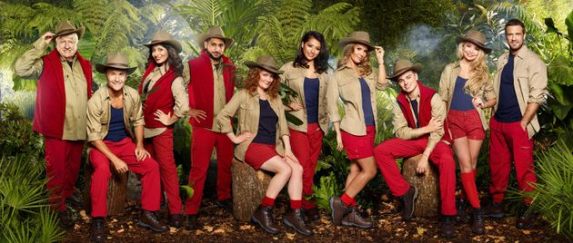 This year's 10 'I'm A Celebrity'