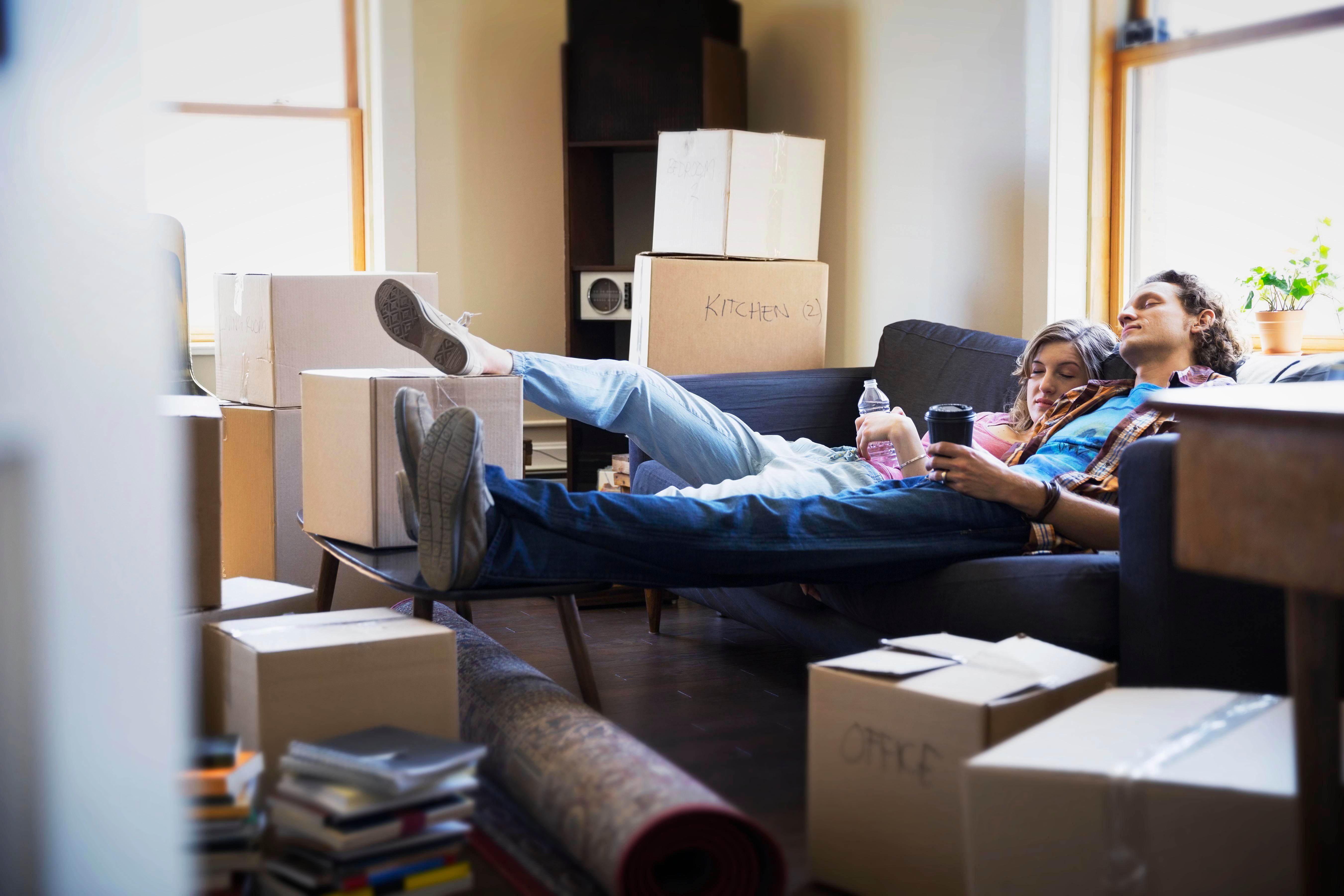 Signs a widower is ready to move on