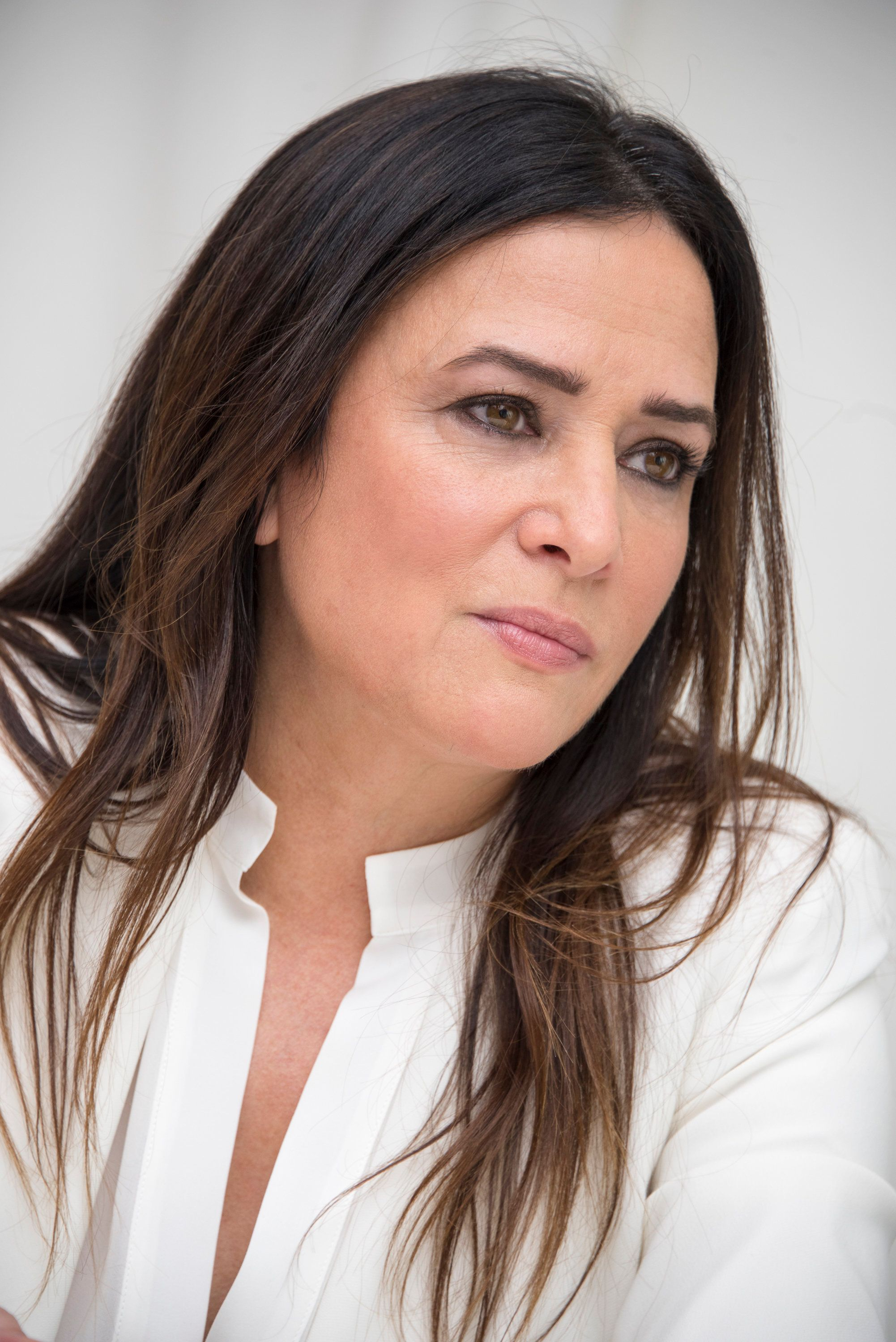 BEVERLY HILLS, CA - OCTOBER 06:  Pamela Adlon at the 'Better Things' Press Conference at the SLS Hotel on October 6, 2017 in Beverly Hills, California.  (Photo by Vera Anderson/WireImage)
