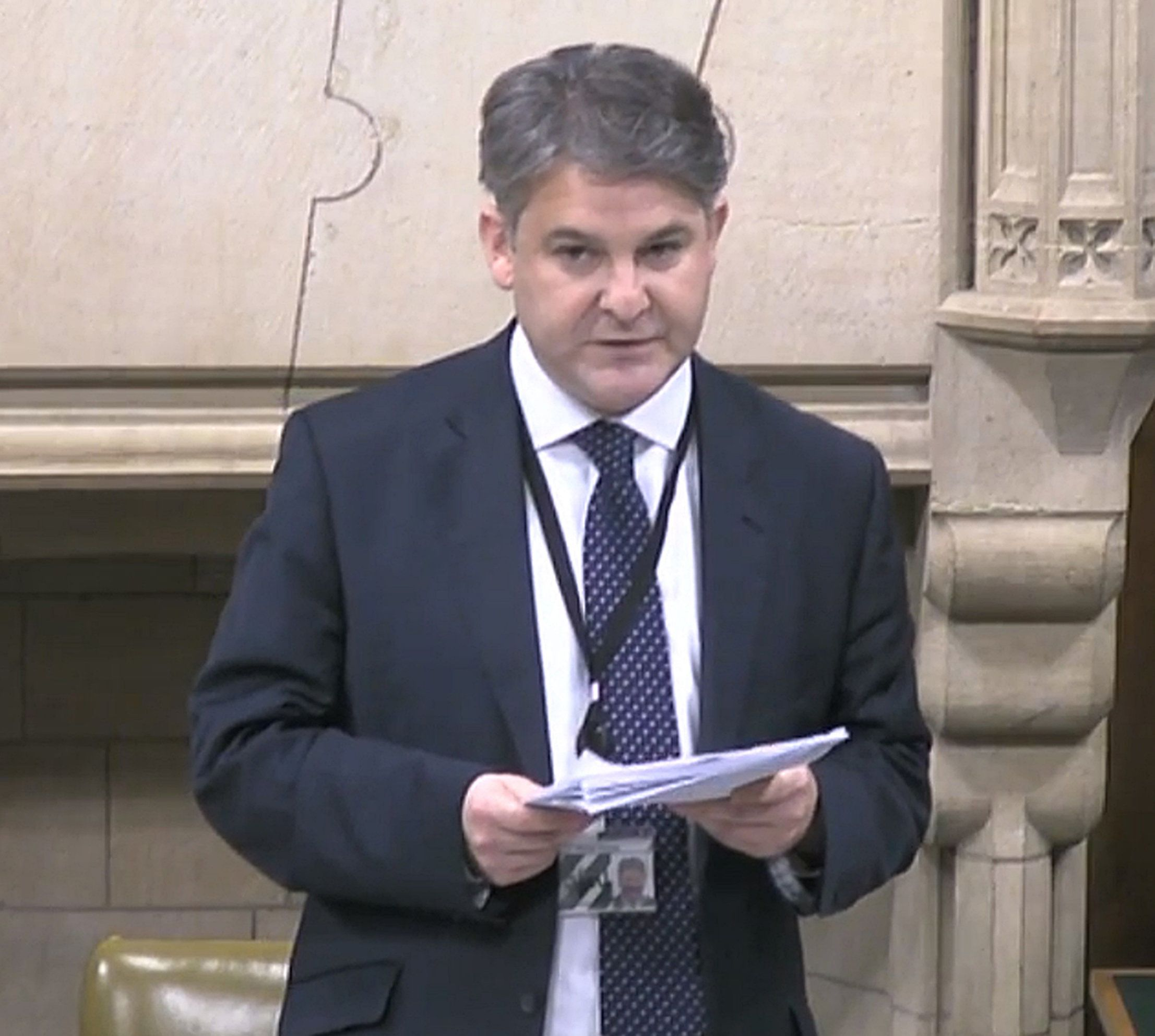 Tory MP Philip Davies Says Militant Feminists Are Trying To Bully