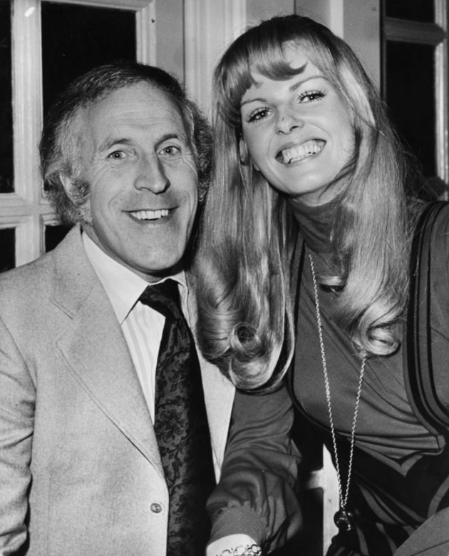 Bruce Forsyth was the original host of 'The Generation