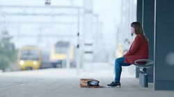 Samaritans Suicide-Prevention Campaign Urges Rail Passengers To Make Small Talk To Save