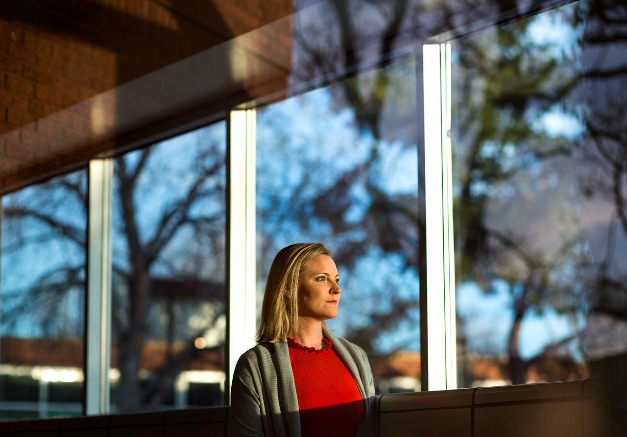 Heather Martin survived the 1999 Columbine High School shooting.