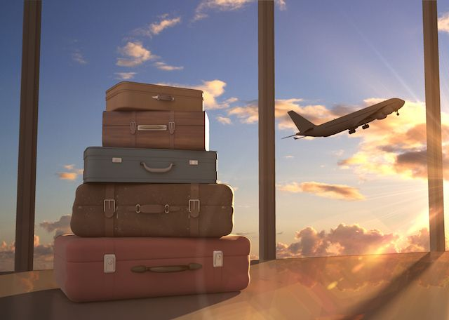 11 tips to avoiding pesky airline baggage fees.