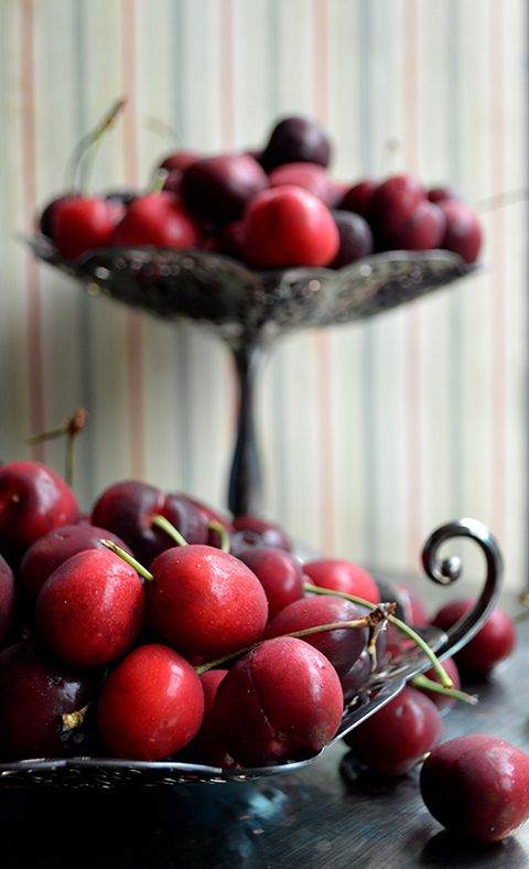 Fresh cherries make great pies, but the best pies are made by special people.