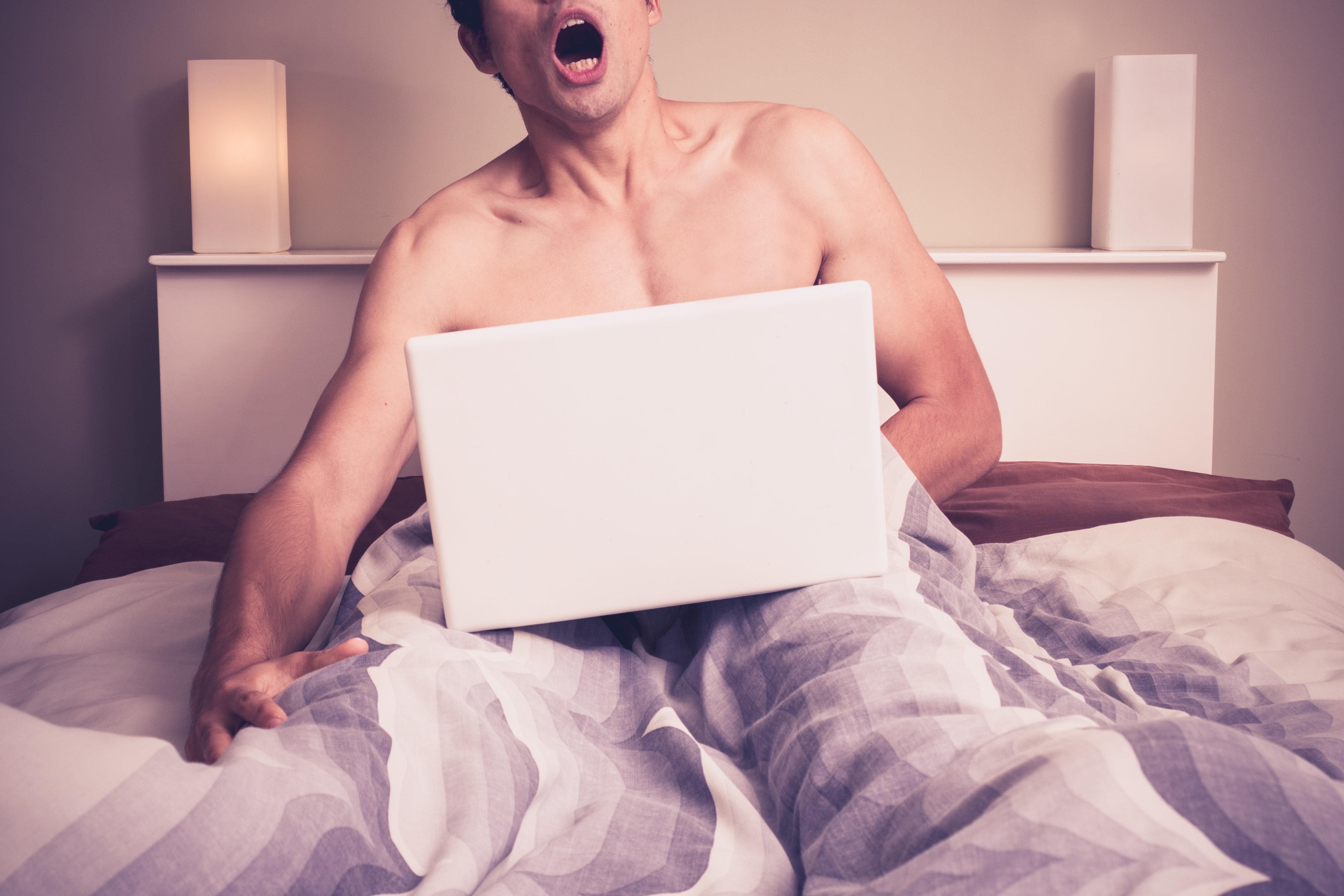 Masturbation Takes A Holiday: 'No Nut