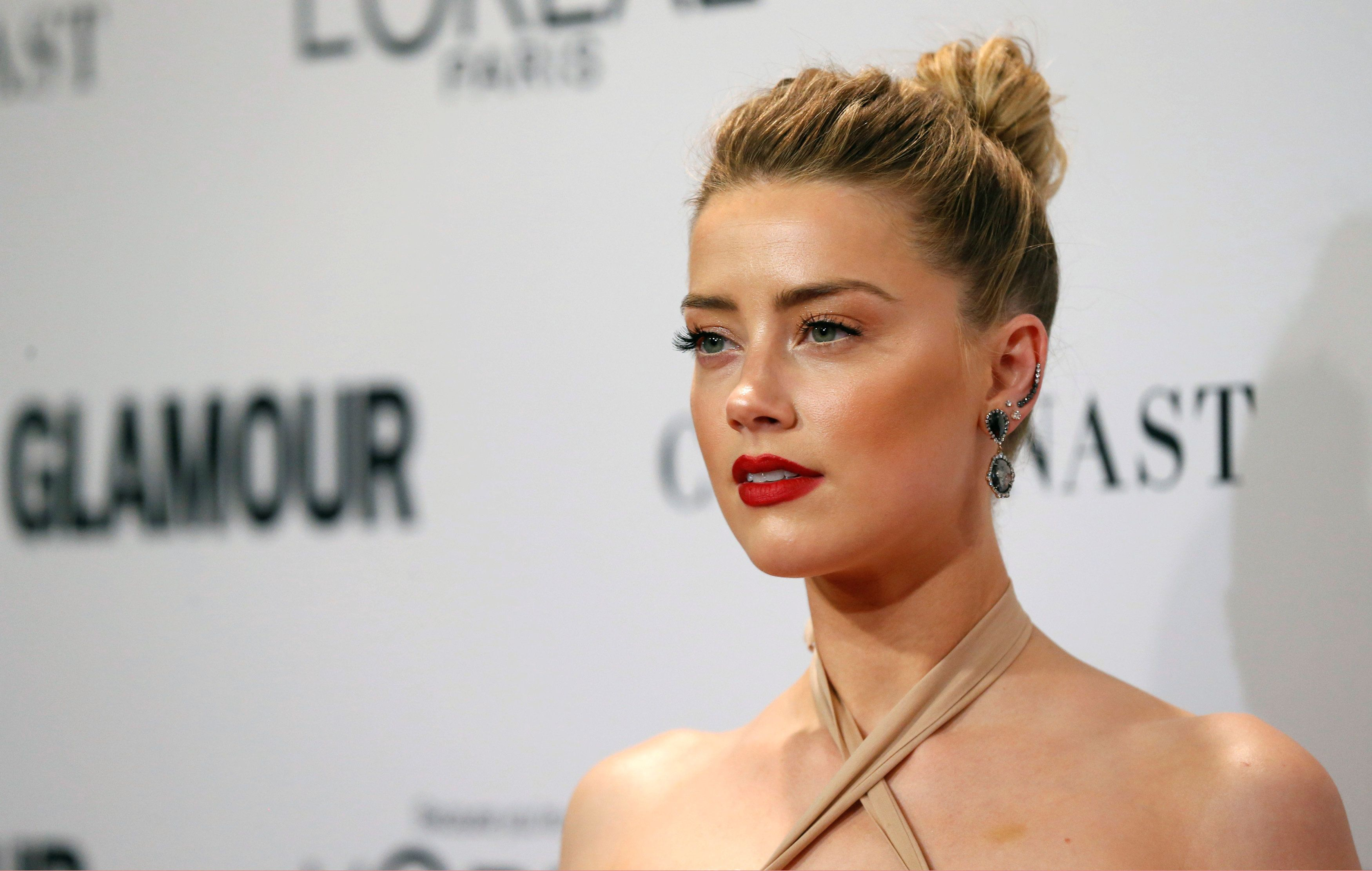 Amber Heard Opens Up About Why She Doesn't Label Her