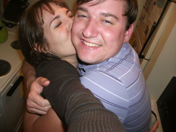 My husband and I got married at the young ages of 21 and 23. We were so young, so stupid, so broke and so very in love. This