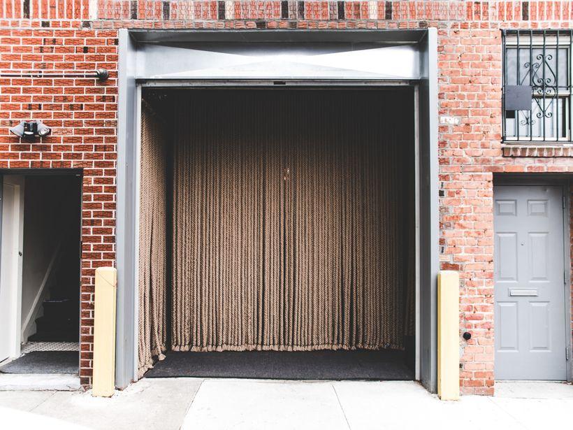 Garage Entrance, Maspeth, Queens
