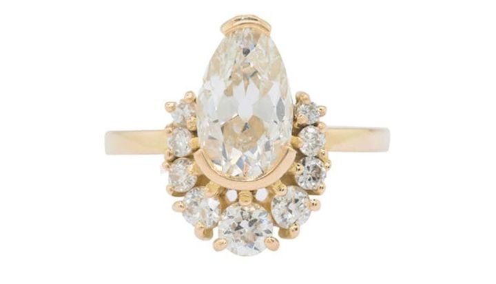 The 'upsidedown' Engagement Ring Trend We Didn't See. Inexpensive Wedding Wedding Rings. Accuquilt Wedding Rings. Classical Wedding Engagement Rings. Name Inside Wedding Rings. Cut Out Rings. Dino Bone Wedding Rings. Vintage Two Tone Engagement Rings. 1.8 Carat Engagement Rings