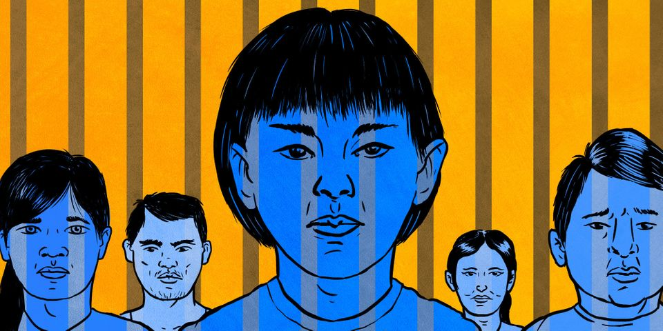 The Forgotten Asian Refugees Fed Into The U.S. Prison