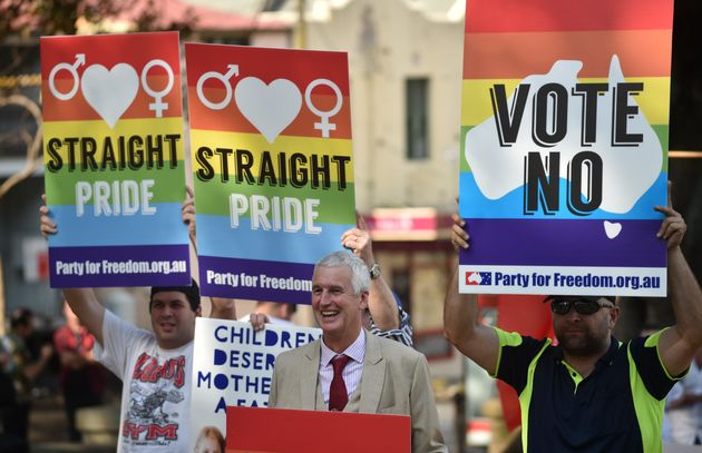 Australia Votes 'Yes' To Same-Sex Marriage In Landmark Step Towards