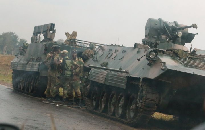 Soldiers overran the headquarters of the ZBC, Zimbabwe's state broadcaster and a principal Mugabe mouthpiece,